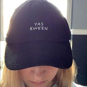 Zumies Yas Queen baseball cap